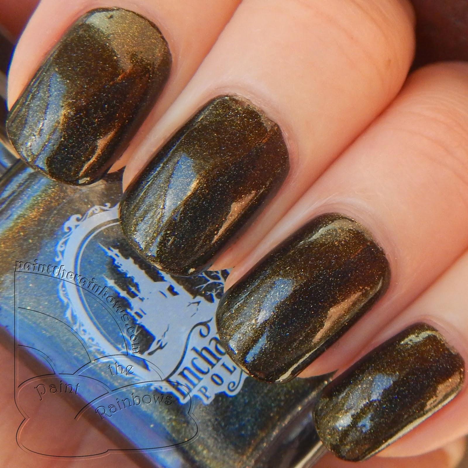 enchanted polish october 2014