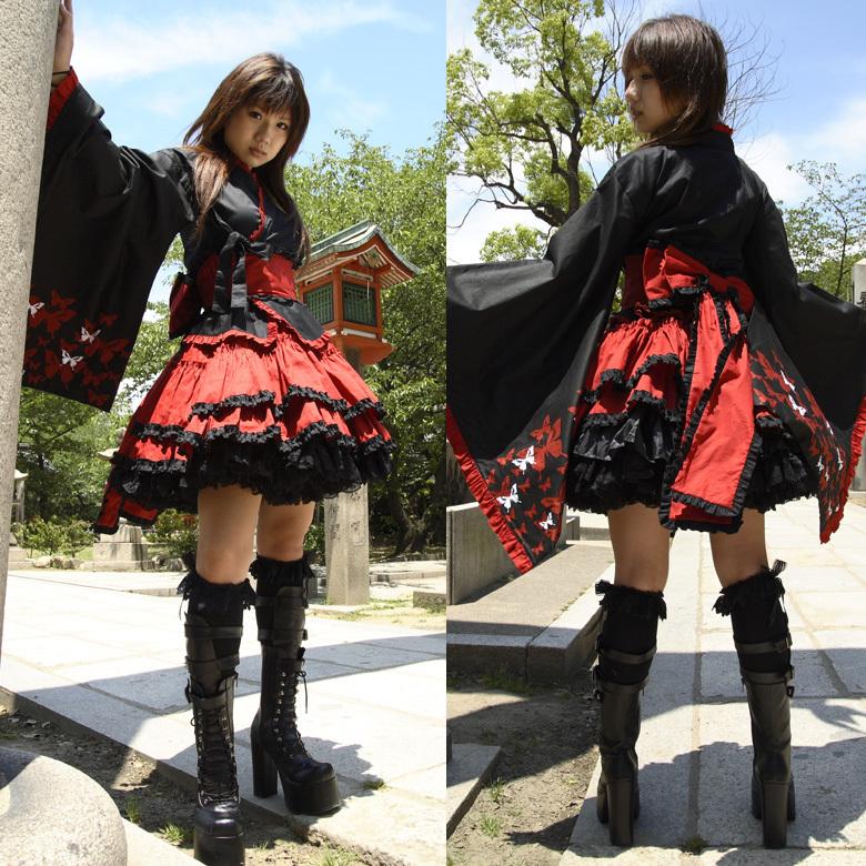 Gothic Lolita (ロリータ・ファッション)