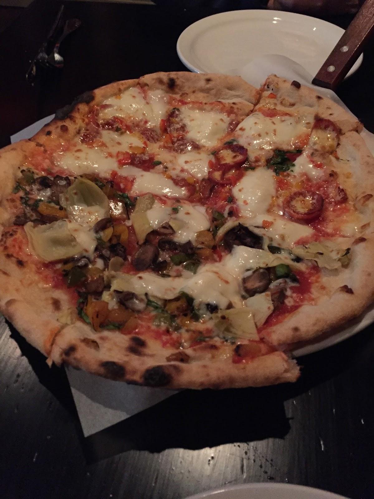 Indianapolis Restaurant Scene: Diavola Pizza