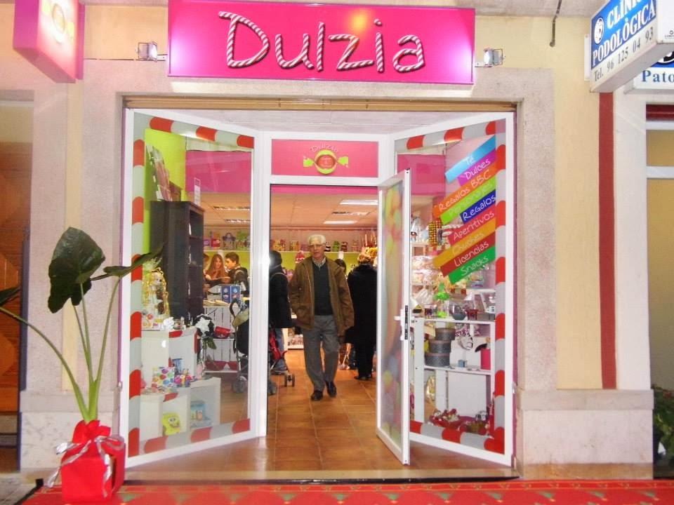 Inauguración dulzia massanassa