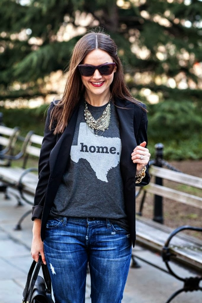 texas home t shirt