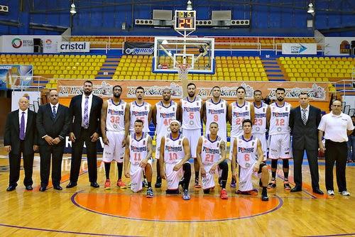 Liga de las Amercas 2015 Pioneros de Cancún