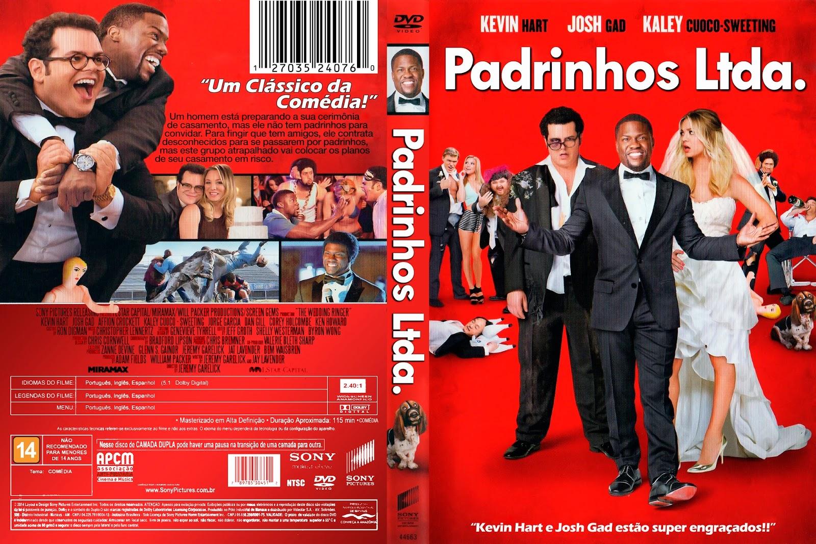 Padrinhos Ltda. BDRip XviD Dual Áudio Padrinhos 2BLTDA