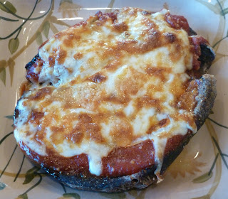 Easy Pizza-Style Portobello Caps