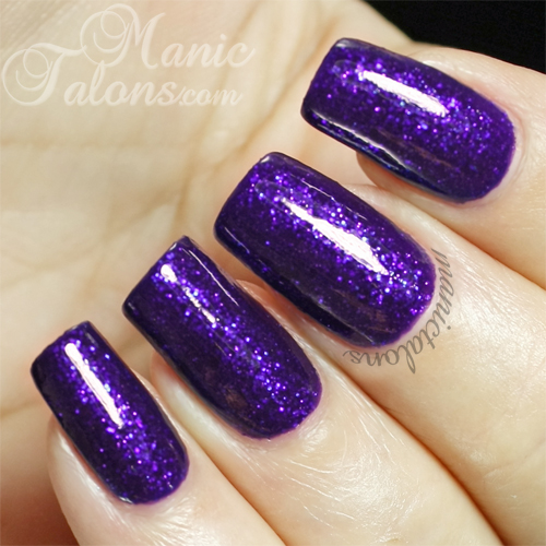 Girly Bits Seriously Sassy Swatch