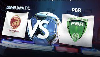 Sriwijaya vs PBR 3-2