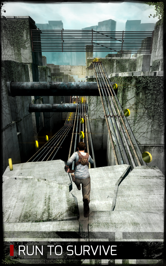 Mod Game The Maze Runner