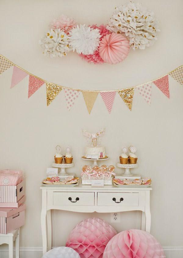 birthday party {girl} : idee per un compleanno