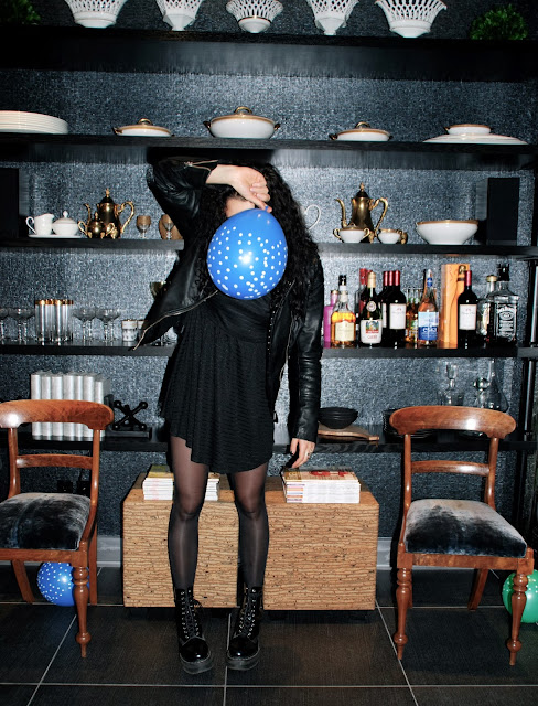 balloon birthday party lbd forever 21 dresses dr marten style docs platforms agness deyn