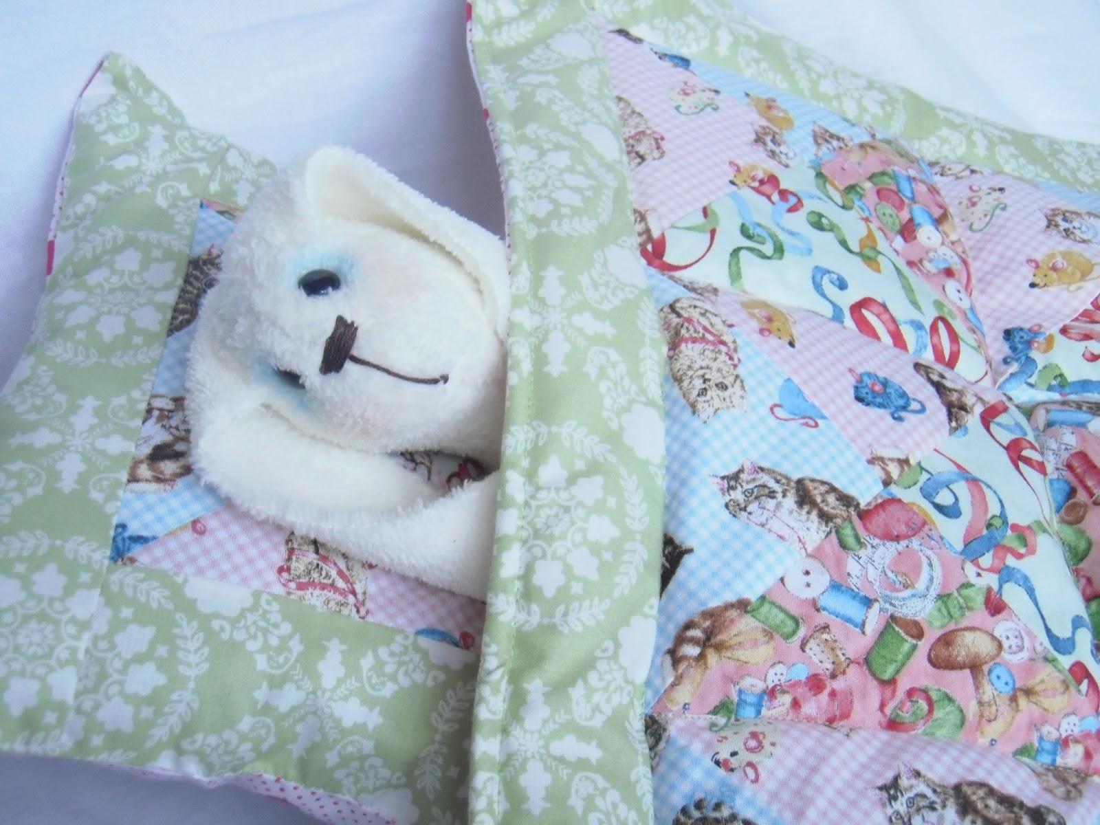 Как сшить одеяло подушку