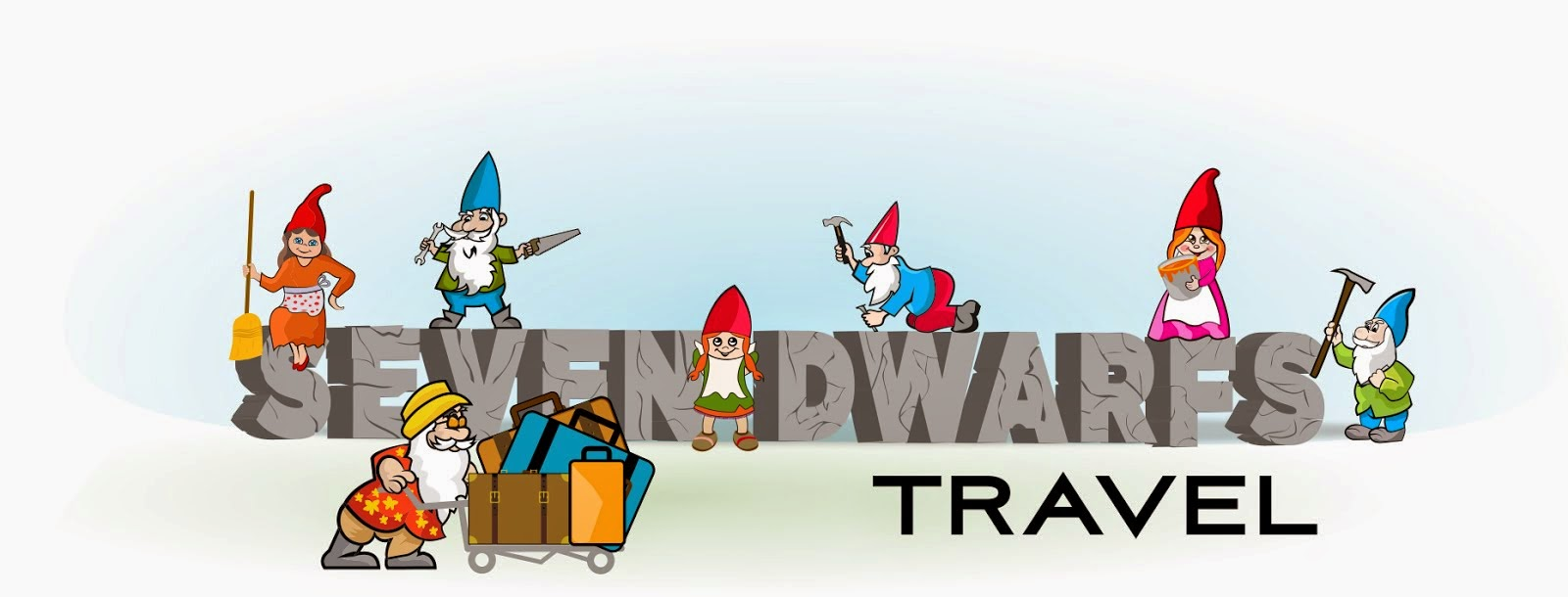 Seven Dwarfs Travel