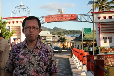 Di Perbatasan Indonesia - Timor Leste