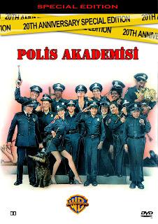 Polis Akademisi 1 Türkçe Dublaj izle