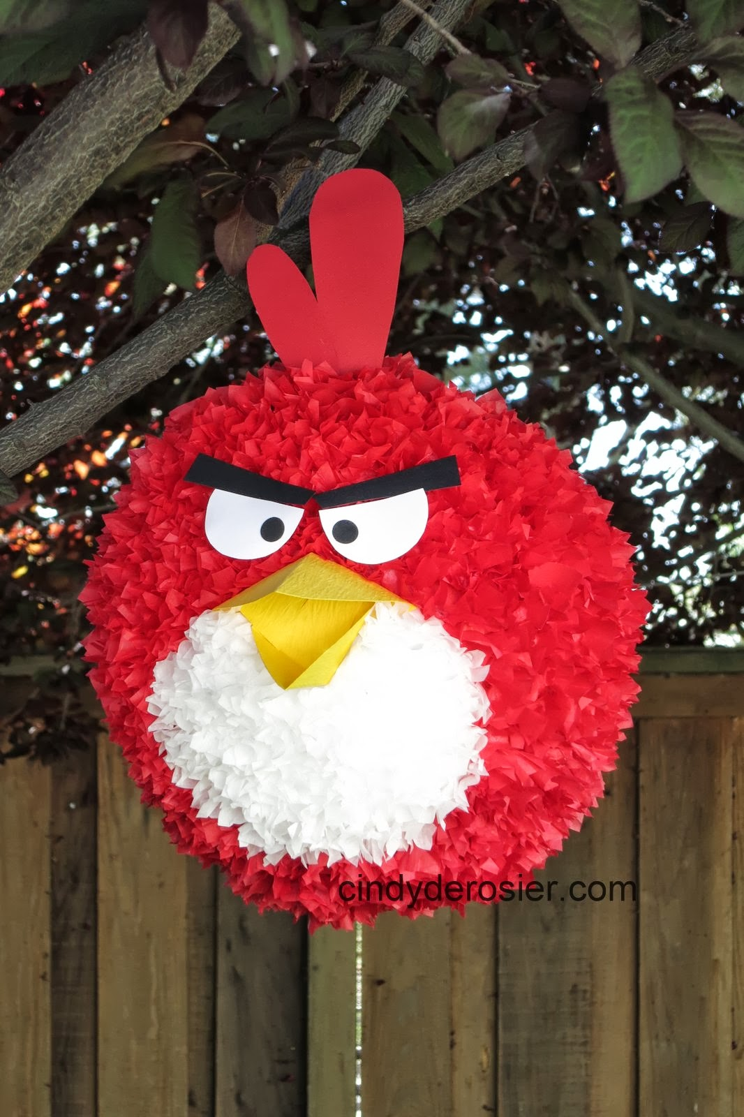 Cindy Derosier My Creative Life Diy Angry Bird Pi 241 Ata