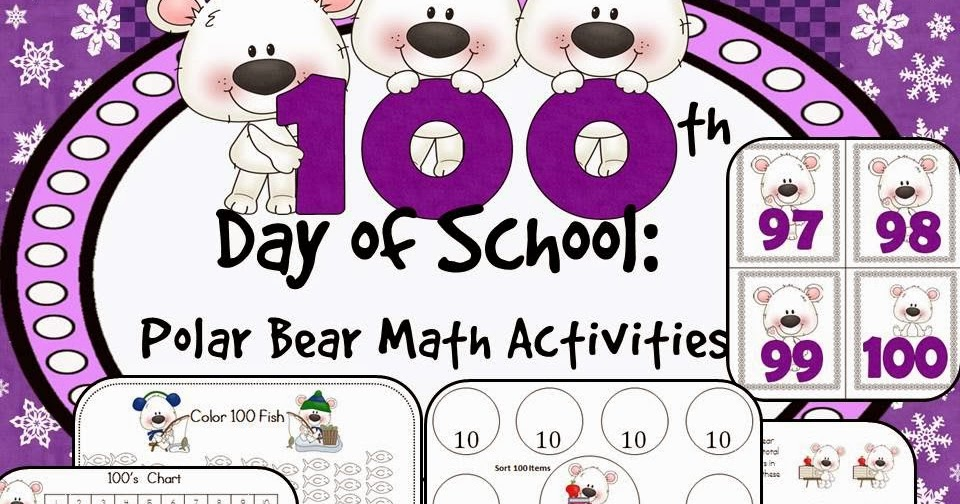 Sweet Tea Classroom 100th Day Activities For The Number