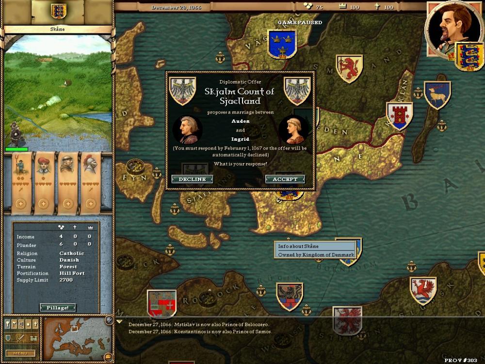 how to play crusade kings 2