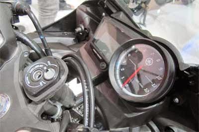 speedometer yamaha r15