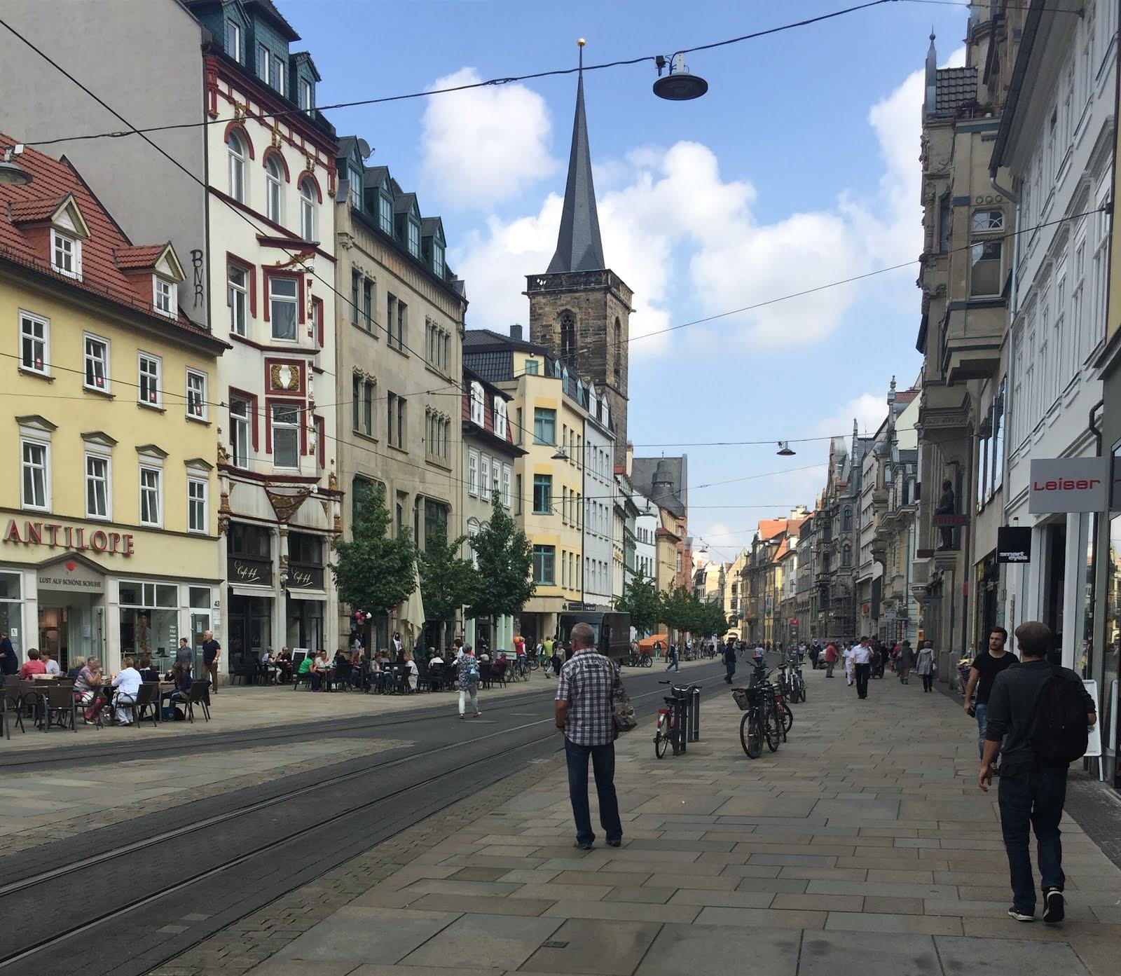 Der Erfurter Anger