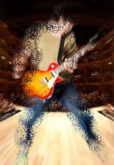 Efek Foto Menyebar Dengan Photoshop 9