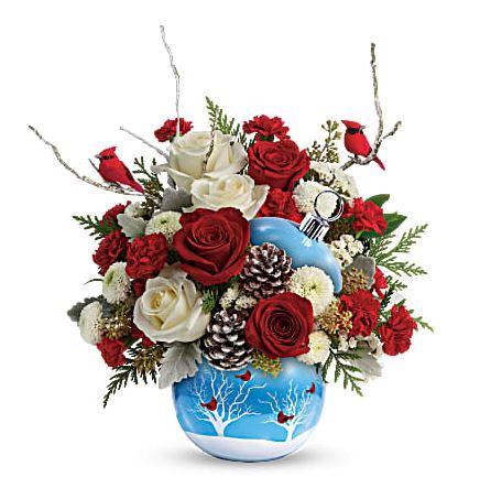 Give the Gift of Teleflora!