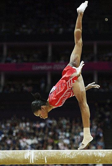 Refreshing News: London 2012 Olympics: Amazing gymnastics ...