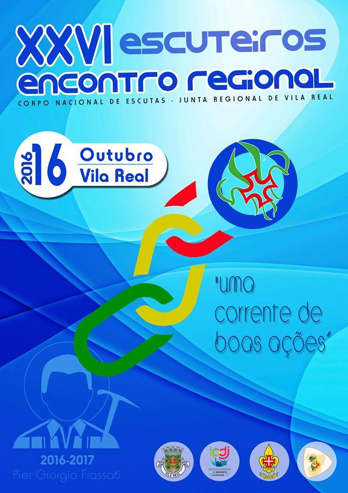 XXVI Encontro Regional-CNE Vila Real