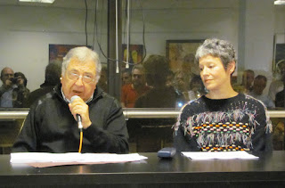 Eduardo Dalter y María Luz Fernández