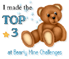 Top 3  Bearly Mine Challenge #39
