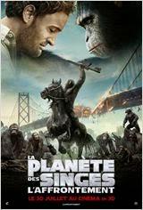 La Planète des singes en Streaming