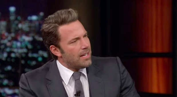 Ben Affleck Curses Jesus While Defending Islam
