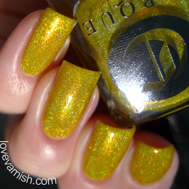 Cirque Colors Limoncello