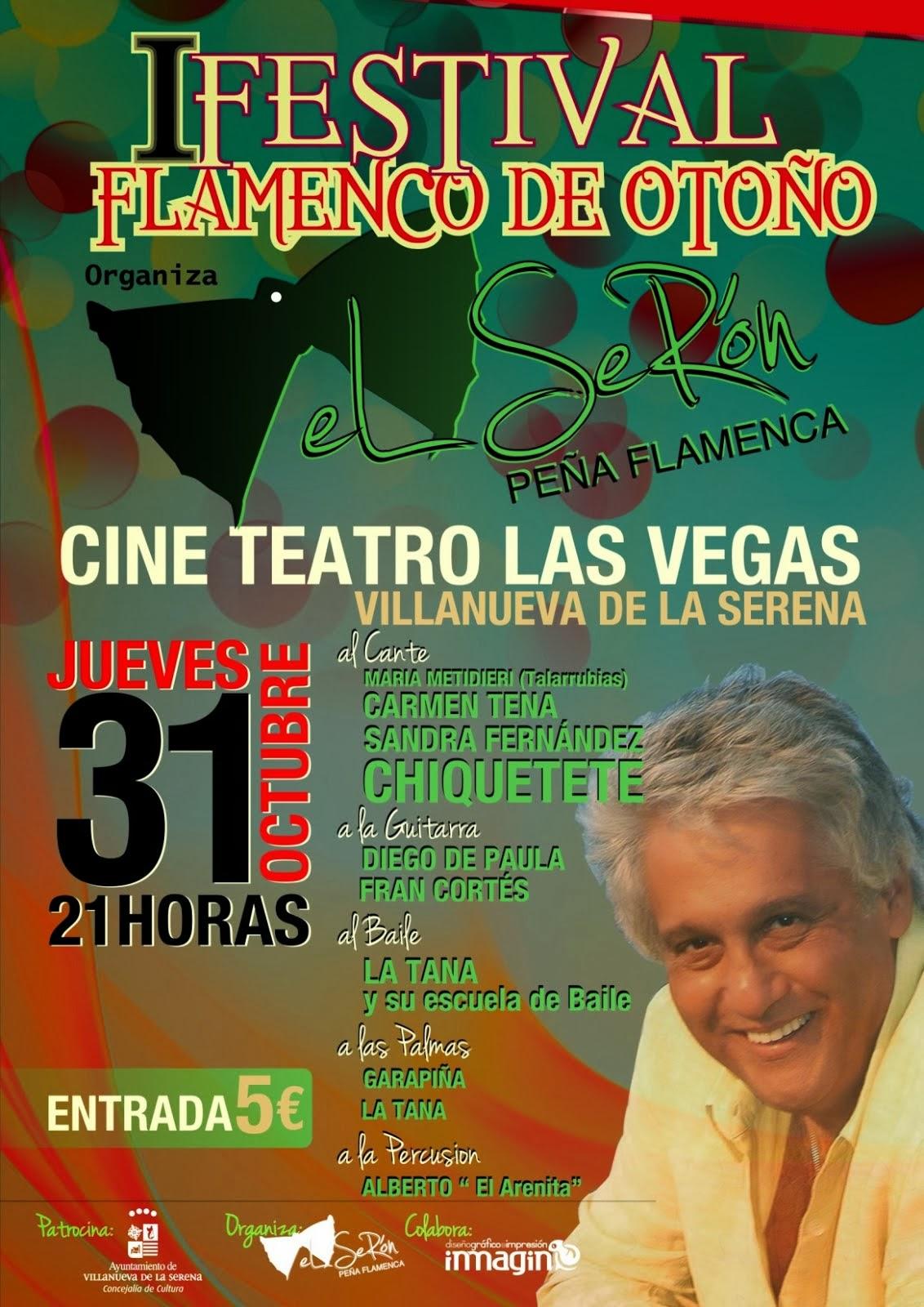 I Festival Flamenco de Otoño