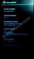 Micromax Canvas 3D A115 Leaked Image