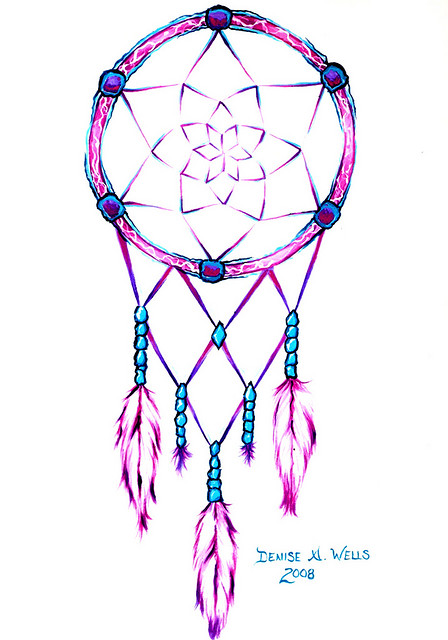 dreamcatcher tattoo on side dreamcatcher tattoo meaning