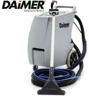 Mobile Carpet Cleaner