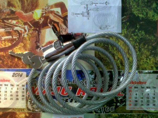 kunci sepeda taiwan