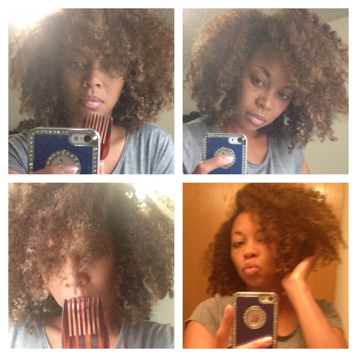 how to add volume to hair naturally