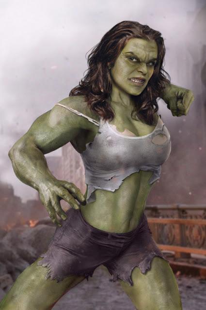 Lady Hulk