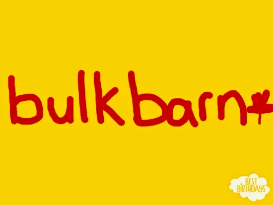 Shopping at Bulk Barn: an Illustrated Guide  |  Best Birthdays