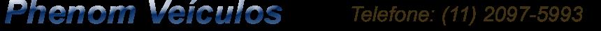 PhenomVeiculos