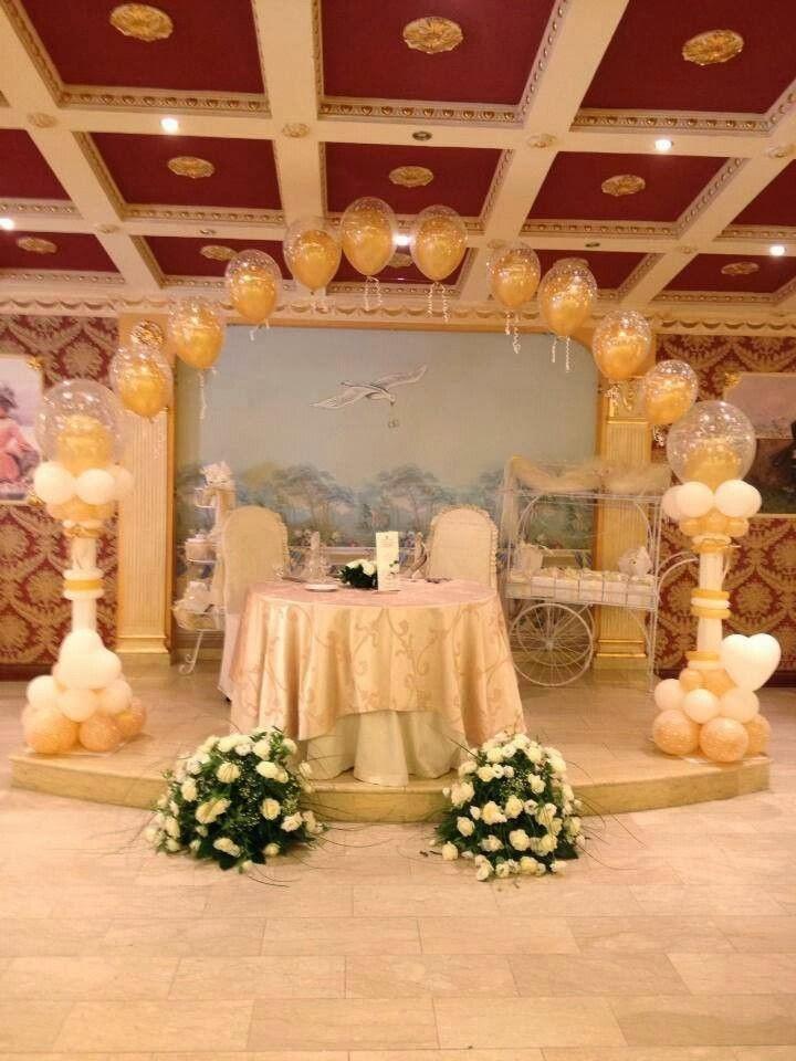 Decoracion de bodas con arcos de globos parte 2 - Decoracion bodas con globos ...