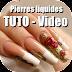 Liquid Stones - Tutoriel vidéo sur les pierres liquides en gel UV