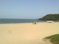 Bogmalo Beach Goa