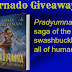 Tornado Giveaway 2: Book No. 7: PRADYUMNA: SON OF KRISHNA by Usha Narayanan