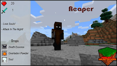 XtraCraft Mod reaper