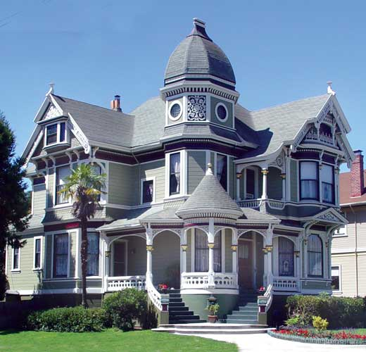 Obsessed With Victorian Architecture Author Sherry Soule