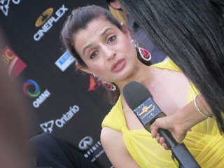 Amisha Patel photos at IIFA 2011