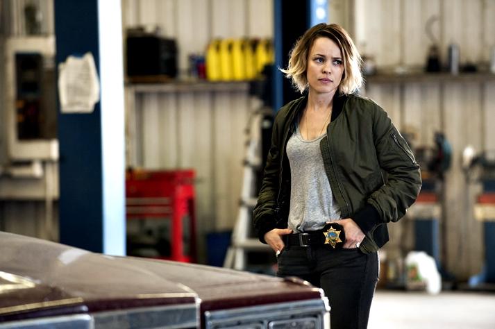 Rachel McAdams en la segunda temporada de True Detective