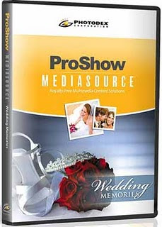 download Software ProShow MediaSource Wedding Essentials Collection