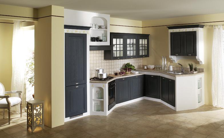 Heidi simple living maggio 2012 - Cucina grigio antracite ...